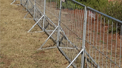 CROWD BARRIER PANELS