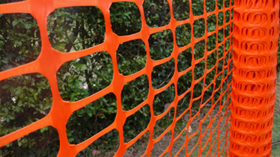 DAYGLO BARRIER NETTING